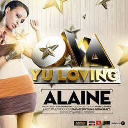 Audiomack Reggae - OVA YU LOVING Cover Art