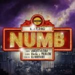 August Alsina - Numb ft. IAmSu & Problem (Clean) Cover Art