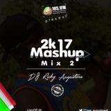 DJ Ricky Augustine - 2k17 Mashup Mix 2 Cover Art