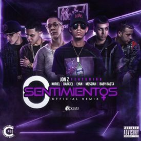 0 Sentimientos (Official Remix)