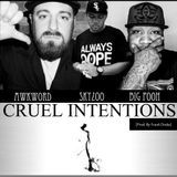 AWKWORD - Cruel Intentions (Remix) [prod. Frank Drake] Cover Art