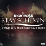 AyyAreTee - Stay Schemin Remix wit B-Swagg Cover Art