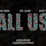 Wes Ryan - All Us Cover Art