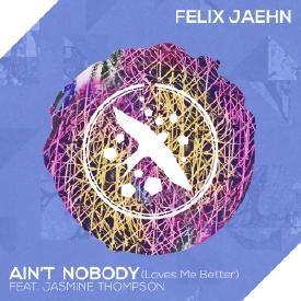 Felix Jaehn Ft. Jasmine Thompson  - Ain't Nobody(Loves Me Better)B3H4 RMx