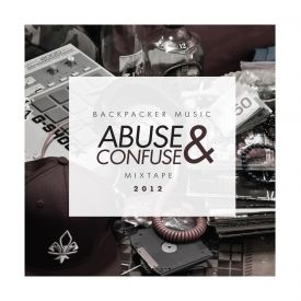 backpacker music - Abuse & Confuse Cover Art