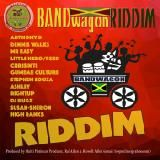 backyardtv - The Bandwagon Riddim Reggae Compilation Cover Art