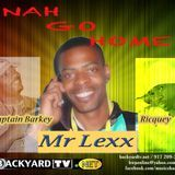 backyardtv - Nah Go Home Cover Art
