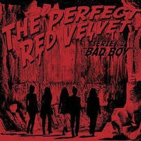 Red Velvet (레드벨벳) - BadBoy The Perfect Red Velvet - The 2ndRepackage