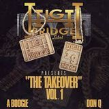 who cares - High Bridge The Label: Takeover Vol 1 Cover Art