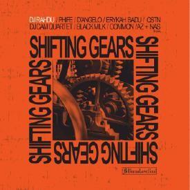 DJ Rahdu - Shifting Gears (Mix)