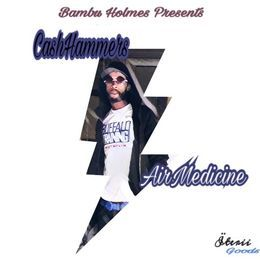 bambu holmes - Cash Hammers Air Medicine Cover Art