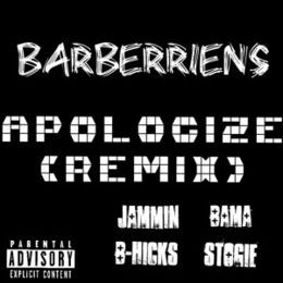 BarBerriens - Apologize (Hollywood Undead Remix) Cover Art