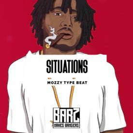 """Mozzy Type Beat """"Situations"""" [ M O B ]"""