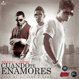 Cuando Te Enamores (Official Remix)(By JGalvezFlow)(Www.Elgenero.Com)