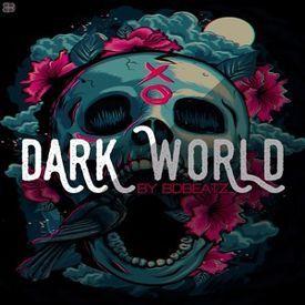 Post Malone ✘ Drake Type Beat 💀 Dark Trap Beat Instrumental 💀 Dark World