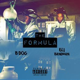 BDog1040 - B Dog x Eli Bandman - Check Cover Art