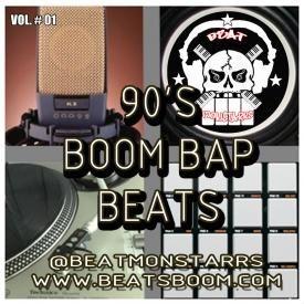 08 Streets Is Watching 90's Hip Hop Rap Instrumental (Jay-Z Type) 94 Bpm @BeatMonstarrs  [ www.beatsboom.com ]