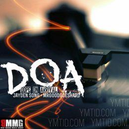 Beat Murda Music Group - DOA (Dope On Arrival) - Beat Tape Cover Art