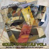 BeatsByVictory - Goldstrumental Vol.1 Cover Art