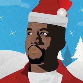 """Kanye West Type Beat I Christmas Beat I Happy Holidays Beat - """"Christmas 4"""