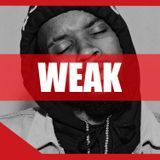 "BeatStars - Bryson Tiller Type Beat I Tory Lanez Type Beat I Mellow Beat - ""Weak"" Cover Art"