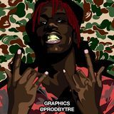 "BeatStars - Lil Yachty Type Beat I CashMoneyAp Beat I Energetic Beat - ""Necklace"" Cover Art"