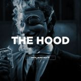 "BeatStars - Meek Mill Type Beat I Dark Trap Beat I Philly Beat - ""The Hood"" Cover Art"