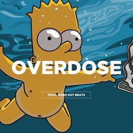"Young Thug Type Beat I Fetty Wap Type Beat I Mellow Beat - ""Overdose"""