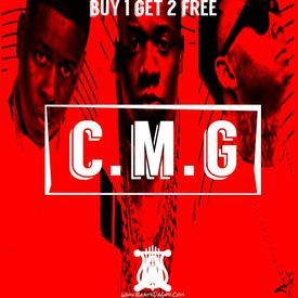 "Blac Youngsta x Yo Gotti x MoneyBagg Yo Type Beat "" C.M.G "" ( BeatzDaGod )"