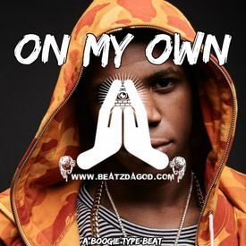 "A-Boogie x Tory Lanez Type Beat "" On My Own "" 