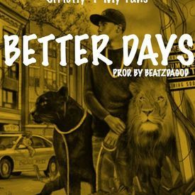 "G Herbo x Lil Bibby Type Beat 2016 "" BETTER DAYS"" ( Prod  By BeatzDaGod )"
