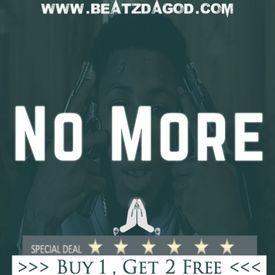 Kodak Black x NBA Young Boy  x 21 Savage Type Beat | NO MORE |BeatzDaGod |