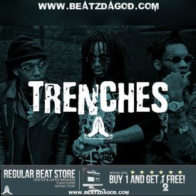 Migos x Kodak Black x Zaytoven Type Beat | TRENCHES | Prod. By BeatzDaGod