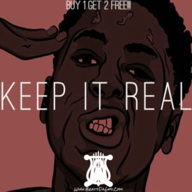 "NBA Youngboy x Kodak Black x MoneyBagg Yo Type Beat "" KEEP IT REAL """