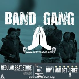 Rocaine x Tee Grizzley x Lud Foe x Mid West Type Beat BANDGANG | BeatzDaGod