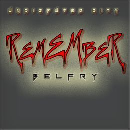 Belfry Mhango - REMEMBER Cover Art