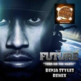 Turn On The Lights Benja Styles Bmore Club Remix