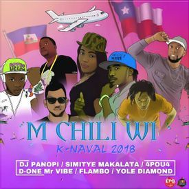 MChili Wi - Dj Panopi  K-naval 2018 · Official Video