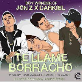 Te Llame Borracho