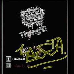Boeta.B - Thang'z Cover Art
