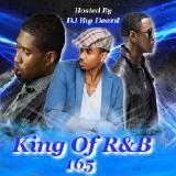 DJ Big Deezil - King Of R&B 165 Cover Art