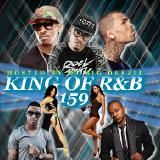DJ Big Deezil - King Of R&B 159 Cover Art