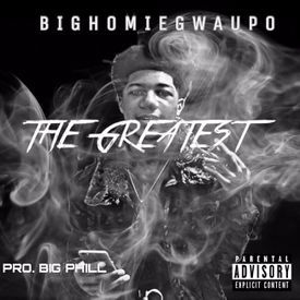 THE GREATEST ( OFFICIAL AUDIO )