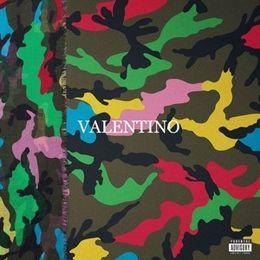 Bigjefe21@gmail.con - VALENTINO Cover Art
