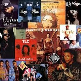 90 R&B and Hip Hop Mix