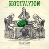 Billy Early - MOTIVATION Cover Art