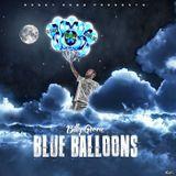 BILLY GREEN 700 - Blue Balloons Cover Art