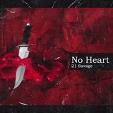 Billy Ku$hington - No Heart (Freestyle) Cover Art