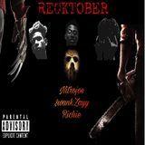 Nitro Joe - RECKTOBER Cover Art