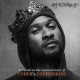 bjtck - BJTCK Usher Confessions Tribute Cover Art